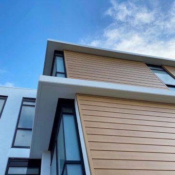 Sophisticated coastal living in the heart of Ocean Grove uses ZINTL®