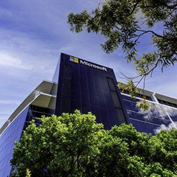 Microsoft head office chooses MondoClad®